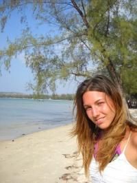 Lisa Koller - weitgereister Neuzugang-