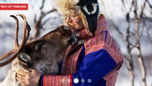 Winterzauber in Finnland - ein Erlebnis der besonderen Art